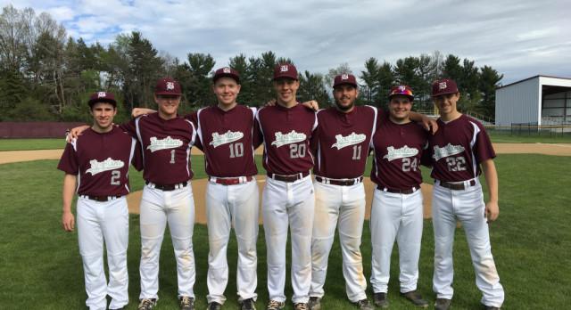 Boys Baseball Seniors Honored At Home Game Against Warren Harding