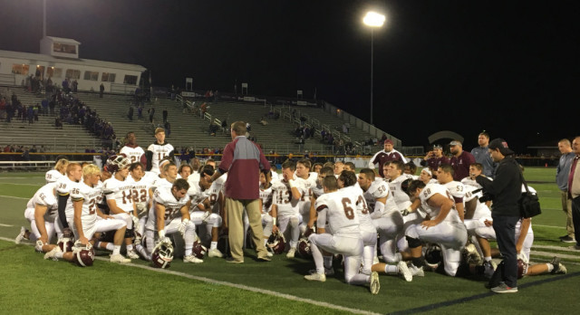 Spartans Football Team Defeats Massillon Jackson 39-36 To Remain Undefeated at 3-0