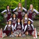 2017/18 Fall Varsity Cheerleaders