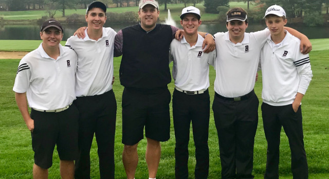 Boys Golf Team Headed To OHSAA State Tournament For The Third Year In A Row