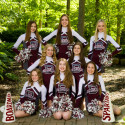 2017/18 Fall Junior Varsity Cheerleaders