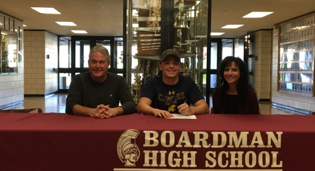 Swimmer Kyle Kimerer Signs National Letter of Intent To Continue His Academic and Swimming Career At Canisius College