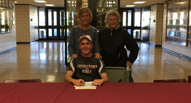 Bryan Kordupel Headed To Youngstown State University To Continue His Academic and Golfing Career