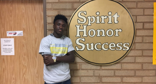 Athlete of the Week: Kenney Solomon