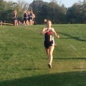 Girls Varsity Cross Country at All-American Conference Championship
