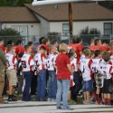 Varsity Football versus Hubbard
