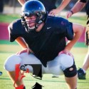 7-24-14 Farmington high school football