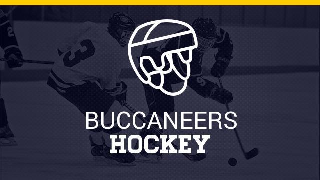 Grand Haven High School Boys Varsity Hockey falls to Jenison High School 3-2