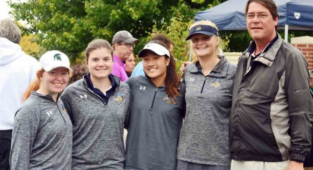 Grand Haven girls golf finishes fifth at regionals