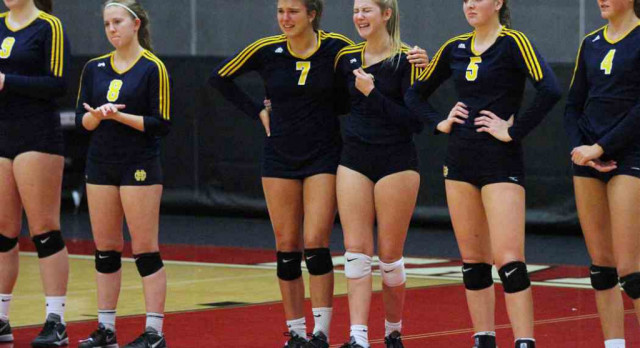 Grand Haven volleyball falls in regional final