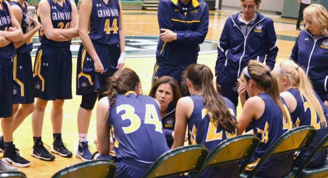 Grand Haven girls basketball team pulls away from Forest Hills Central for road win