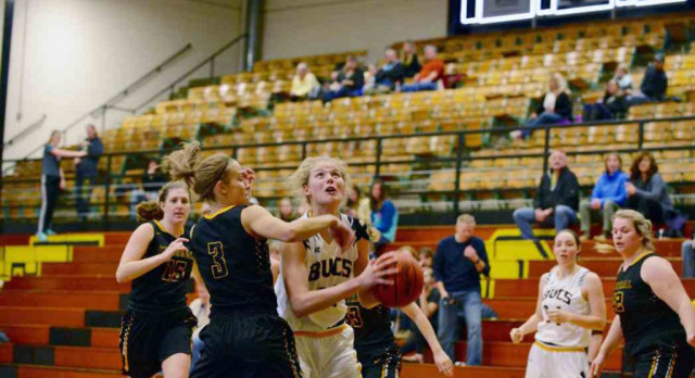 Grand Haven girls hoops team rolls past Traverse City Central
