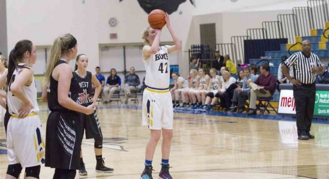 Grand Haven Girls Hoops Cruise Past West Ottawa