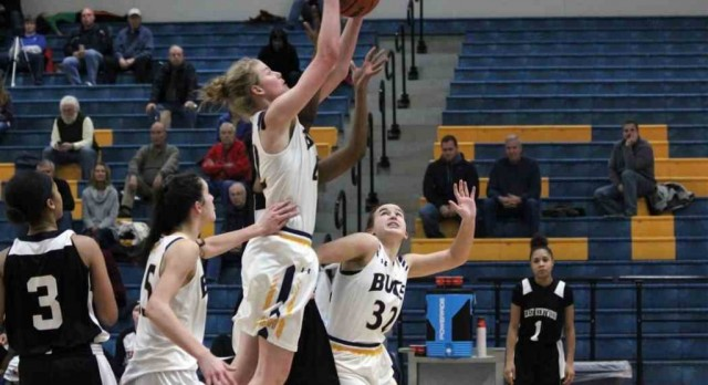 East Kentwood Pulls Away from Grand Haven Girls