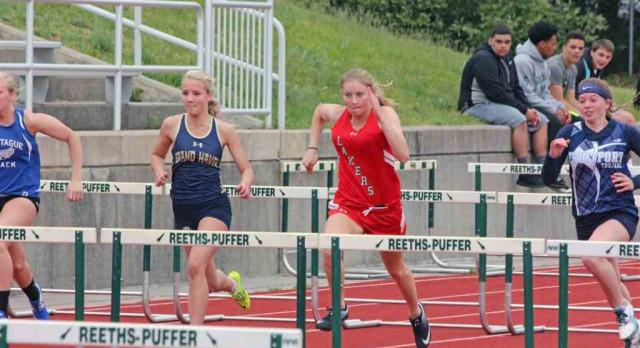 West Michigan All-Star Track Meet