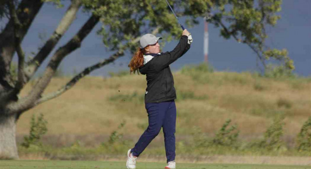 Girls Golf Finishes Tied for Sixth