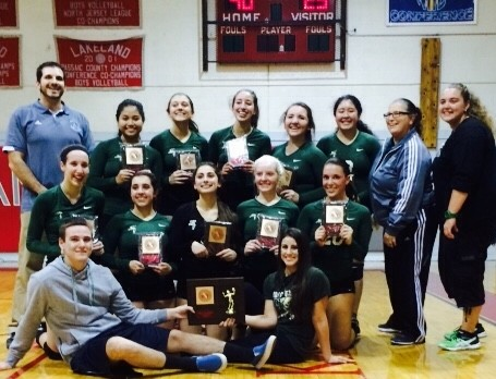 PV upends Clifton for 3Peat in PCT Volleyball