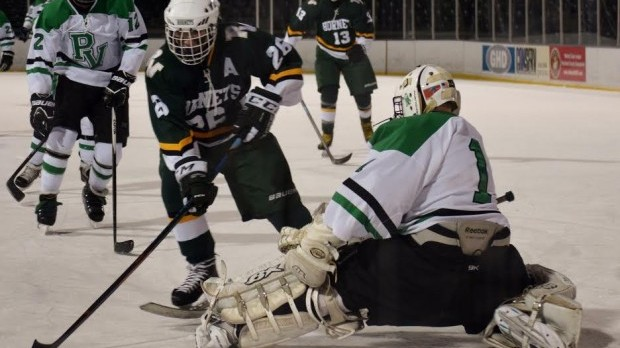Passaic Valley-Cedar Grove ice hockey earns No. 2 seed, sets sights on winning 1st county title since 2009