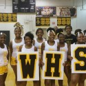 Wenonah High School 2015 – 2016 Cheer Squad