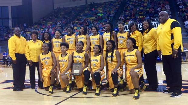 Wenonah places 3 on ASWA All-State girls basketball team