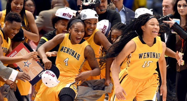 Wenonah rallies past Chas Henderson to win 4th straight 5A girls championship