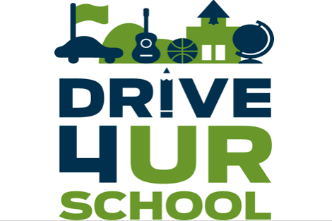 Drive 4 Ur School August 13th!