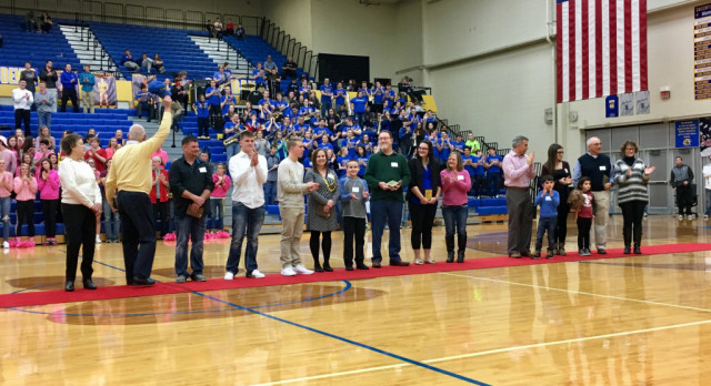 2017 GCHS Athletic Hall of Fame Inductees