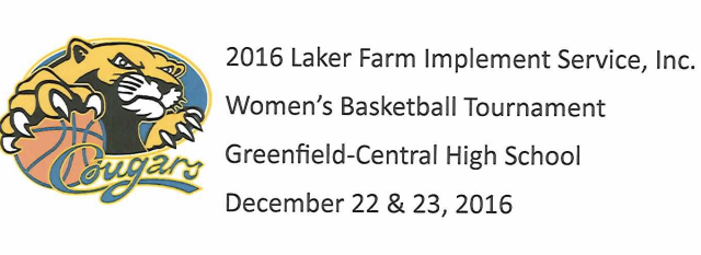 2016 Laker Farm Implement Holiday Tournament