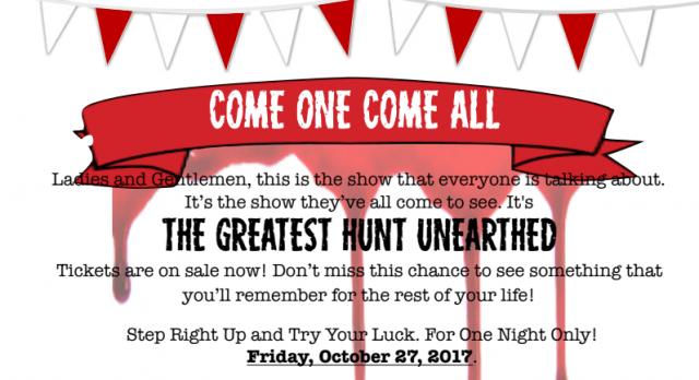 Soccer Program Scavenger Hunt This Friday!