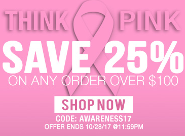 think pink sale