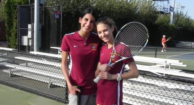 Tennis Opens Season With Sweep of MDY
