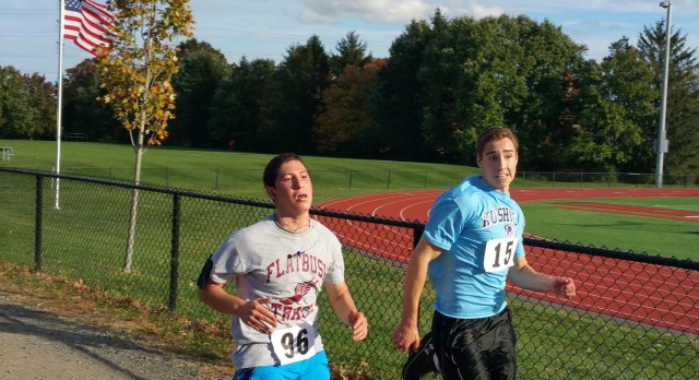 Flatbush's Nemet Leads the Pack in First Ever MYHSAL Cross-Country Meet