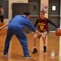 Boys Basketball Training with Maccabi Tel Aviv