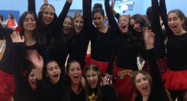 Twist and Shout, Dance Team Wins Rikudiah!