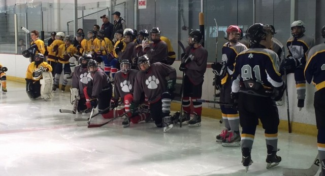 Flatbush Welcomes Guests from North and South to Inaugural Yeshivah Ice Hockey Tournament