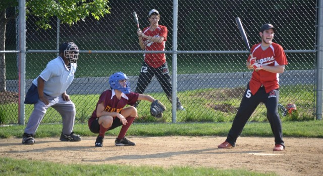 Playoff Visit Too Short for Varsity Boys Softball