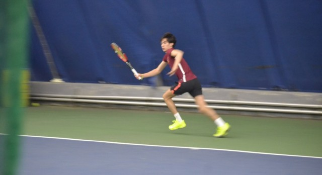Big Win for Boys Tennis, Clinch Top Spot in the Eastern Division