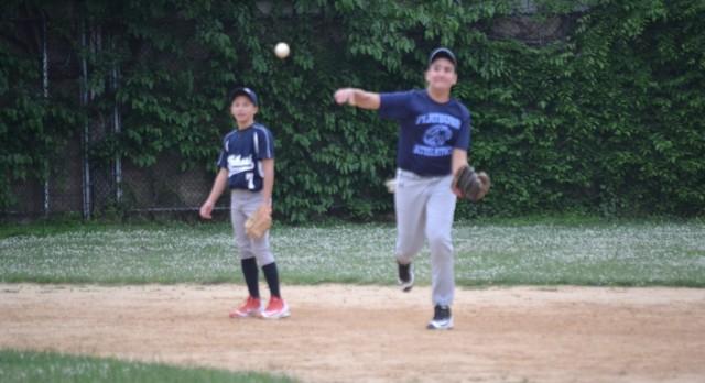 MD Baseball Advances to Championship Round