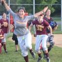 Girls Softball @ Frisch (MYHSAL Semifinals) 5-31-16