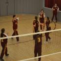 Flatbush First Serve Varsity Girls Volleyball Tournament 10-9-16