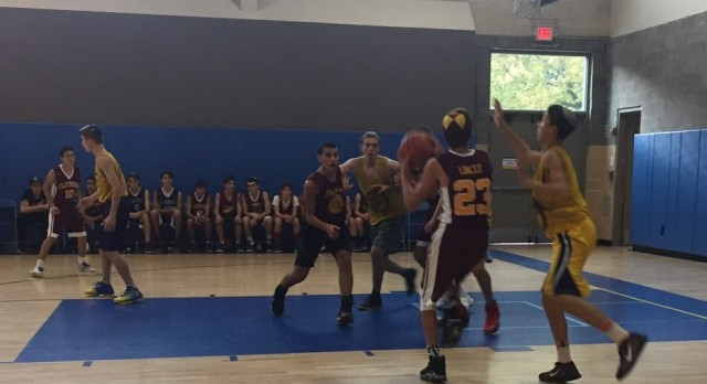 JV's Get 1st Taste of Competition; Varsity Continues to Tune Up for Regular Season