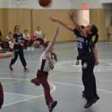 Girls Basketball 6th Grade v YHT 12-4-16