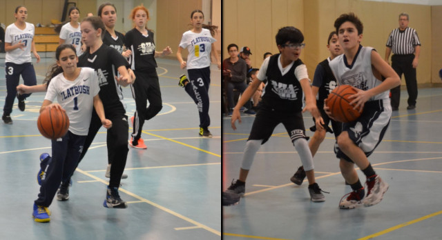 Double the Basketball, Double the Fun for MD Girls & Boys