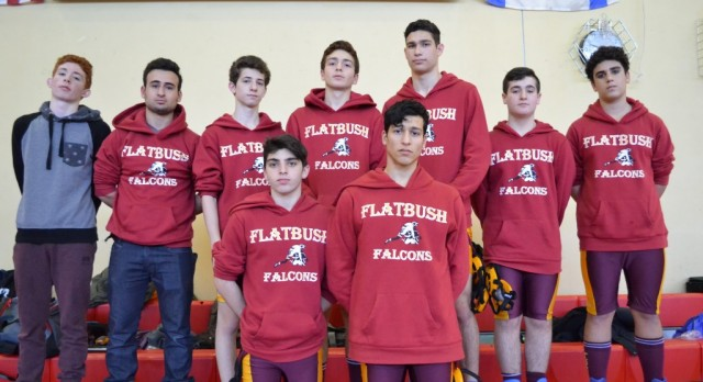 Wrestling Team Debuts at Wittenberg XXII