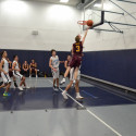 Boys basketball Varsity @ Shaare Torah 2-14-17