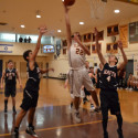 Boys Basketball Varsity v HAFTR (MYHSAL Playoffs) 2-27-17