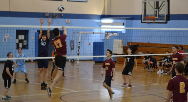 Boys Volleyball Impresses in Season Opener
