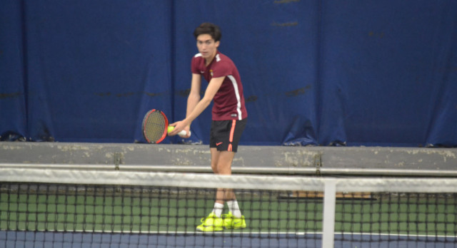 B & G Tennis Cruise to Victory in Season Opener
