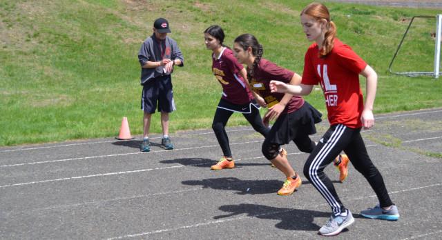 Successful Start to Track Season for Flatbush Girls & Boys