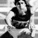 Esther Roth - hurdles in 76 olympics